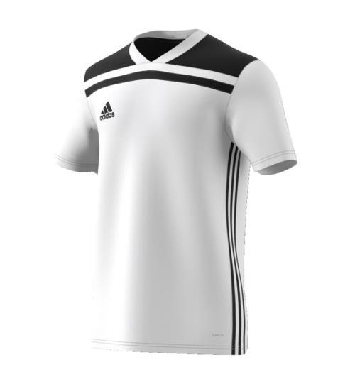 97ddef63eaf2 T-Shirt Regista 18 JSY - Blanc et Noir - T-Shirts - Vêtements Homme - Adidas  - Accueil