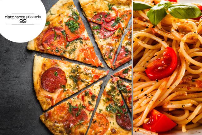 italienisches 3 gänge menü